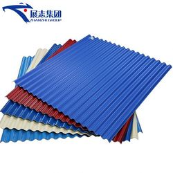 Zink Coating Color Corrugated Roof Sheets