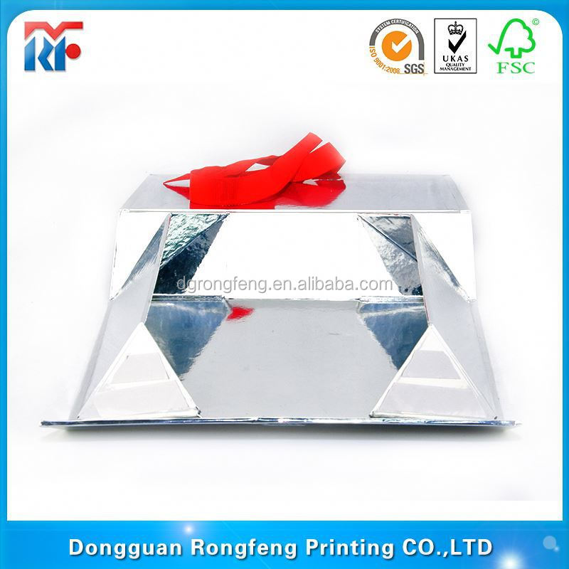 folding gift cosmetic boxes for skin cream pak