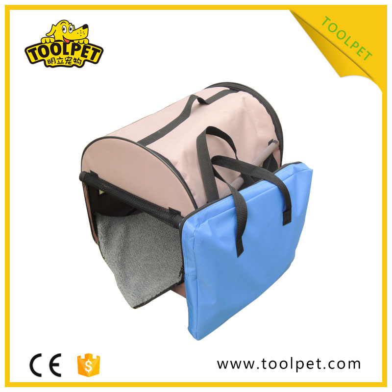 Elegant shape bag dog carrier