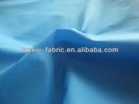 390t 100% waterproof plaid crushed nylon taffeta white tent fabric