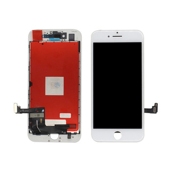 Huaqiang North OLED screen replacement for iPhone 7 7Plus Front glass +digitizer+frame+tools