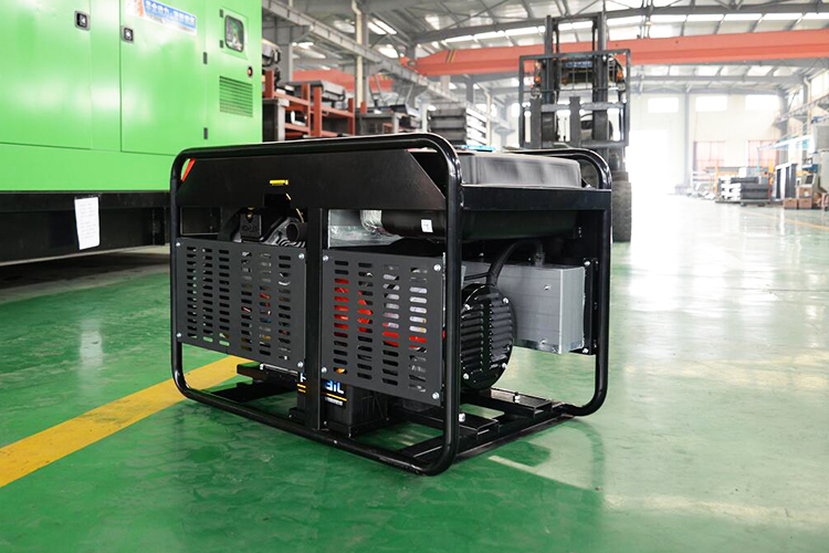 japan portable 17kw electric 3 phase generator