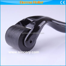 electric microneedle derma roller for stretch marks alloy steel derma roller 051