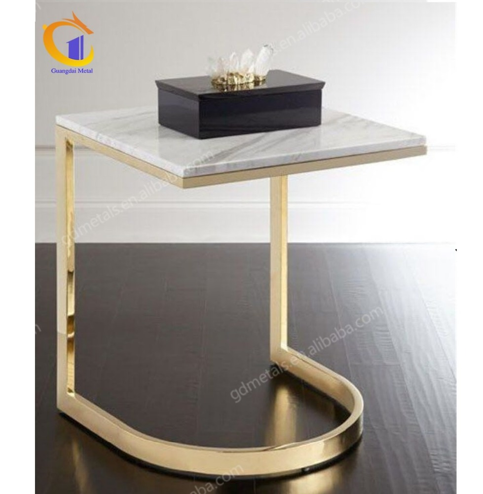 Rose Gold Stainless Steel Side Table Base Metal Decorative Custom Furniture  Table Legs.   Buy Furniture Table Legs,Decorative Metal Furniture ...