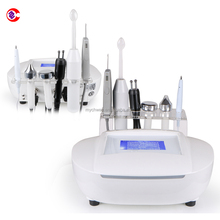 5-1 High Frequency Ultrasound Spots Acne Removal Salon microcurrent face lift machine