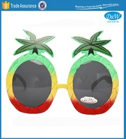 Novelty Coconut Tree Shape Party Sunglasses