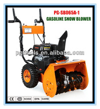 6.5HP loncin snow thrower ce