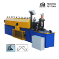 Pass CE Angle V Shape Iron Roll Forming Machine/ Angle Making Machine