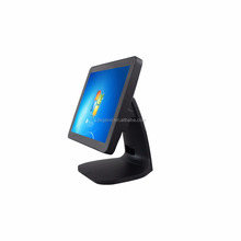 J1900 touch screen restaurant pos terminal with rfid credit card reader