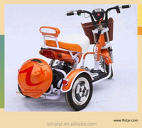 smart 500w new 3wheel tricycle made in China for adult
