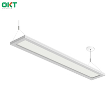 Latest Designs Modern Commercial Office Light Dual Emission Suspension Linear LED Lighting Fixtures
