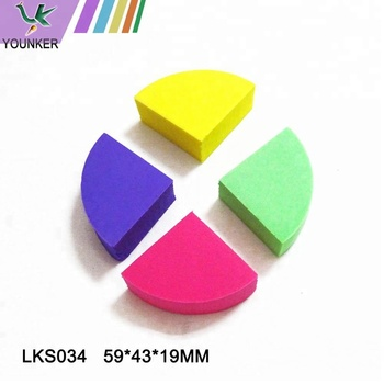 High Quality Multi-shape Wet Or Dry Makeup Puff Sponge Convenient Cosmetic Powder Puff