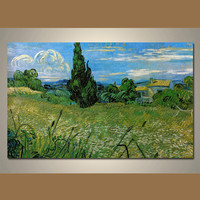 2014 New Product Painting Famous Abstract Artists