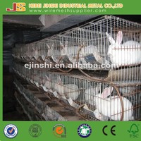 Hot selling galvanized indoor rabbit cages,pet rabbit cage