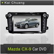 High Quality Car GPS Navigation System for Mazda CX 9 with Bluetooth