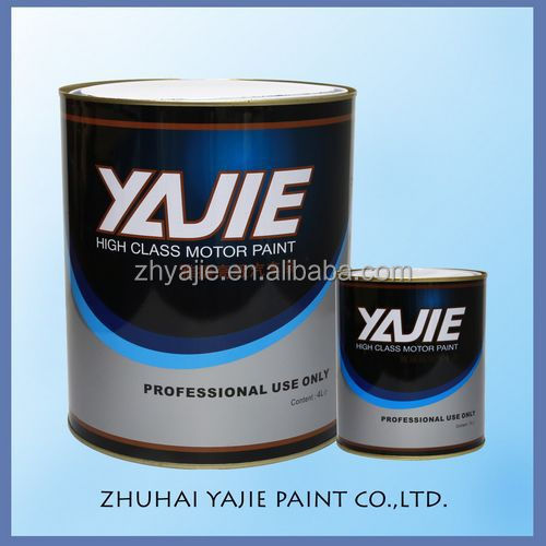 2K Crystal Blue Paint For Auto Car Spraying YJ-3012