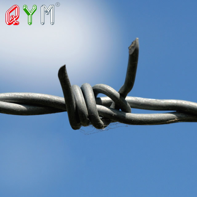 Gi Barbed Wire For Fencing, Gi Barbed Wire For Fencing Suppliers and ...