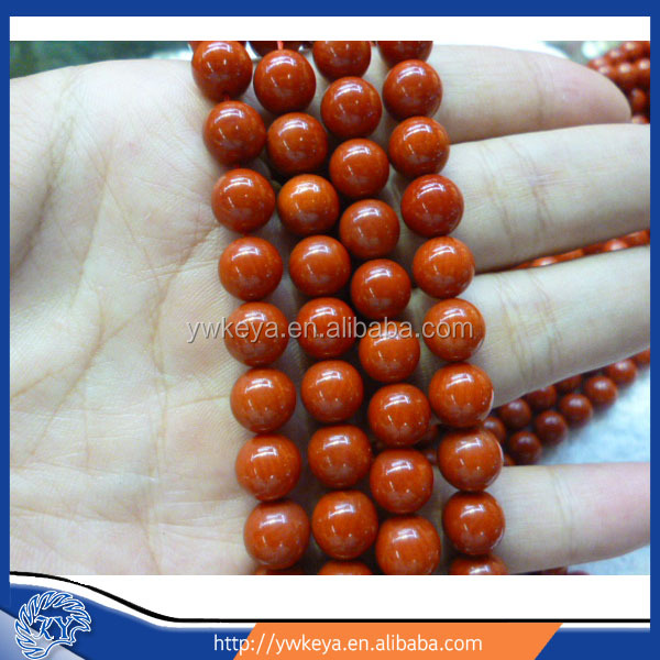 Selling natural red coral,sardines color red coral,italian non fade red coral beads 16""