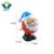 Funny plastic wind up santa clause toy christmas toys