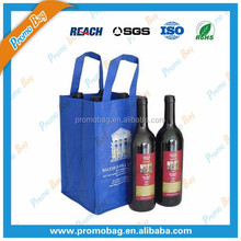 Four Bottles Holder Red Wine Bag