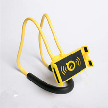 Lazy bed tablet holder, hot sale long neck cell phone holder from Factory