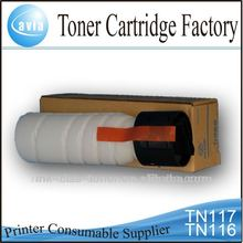 konica minolta tn 117 toner tn-117 for minolta photocopy machine