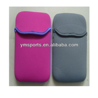 Mobile phone case cover smart sleeve with zipper factor price make in china 2013 new pro