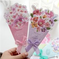 Wholesale Different Shapes Blank Greeting Cards With Envelopes