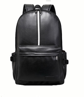 2017 backpack bag, Korean style of the new fashion brand PU Backpack Bag