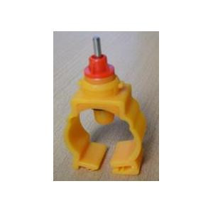 nipple drinker for chick house with drop cup for poultry