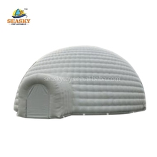 big outdoor igloo inflatable party dome tent for Christmas
