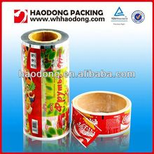 HOT SALE! Factory supply cereal plastic packaging film