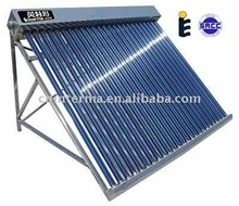split pressurized solar panel /soalr collector (solar keymark)