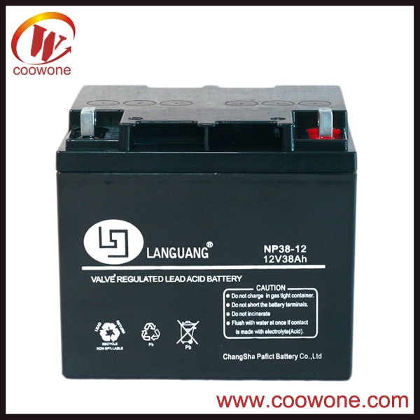 12v 20ah E-bike Lead Acid Rechargeable Battery