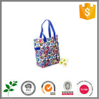 many cartoon images design young people prefer high quality shopping bag