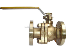 Marine Hydraulic Wafer High Pressure Flange Bronze Ball Valve
