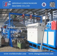 PVC Coil Mat Extrusion Line / carpet making machine / floor mat making machine