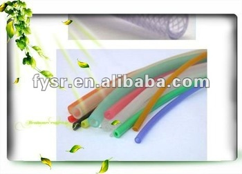 silicon hose solid rubber tube high temperature silicone hose