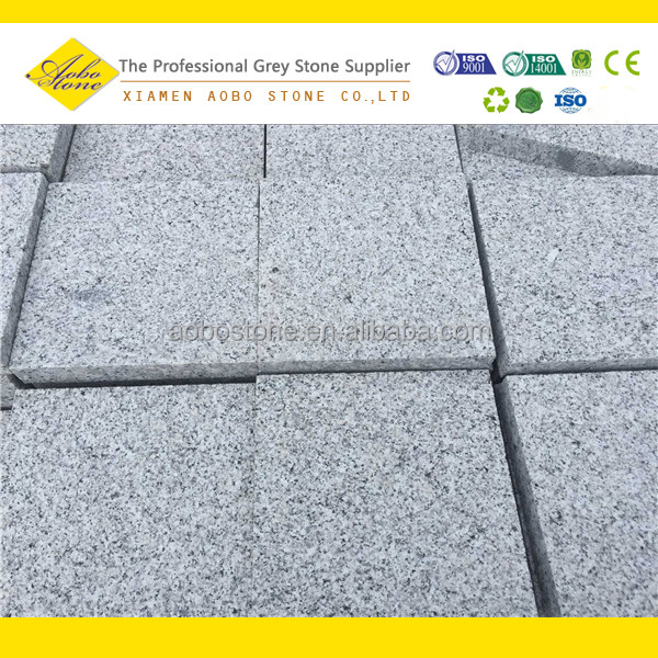 G603 light grey landscaping paving stone