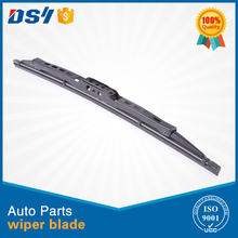 More durable and cleaner auto accessories iron wiper blade