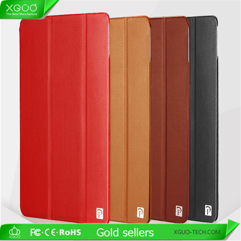 Good price leather case for ipad mini cover case