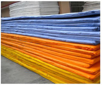 Colorful self adhesive film foam eva foam sheets with laminate flooring underlay