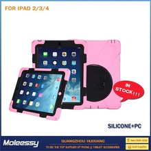 narrow special slip case pouch for ipad 2/3/4