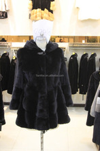 Best fashion salable sable fur coat with prices