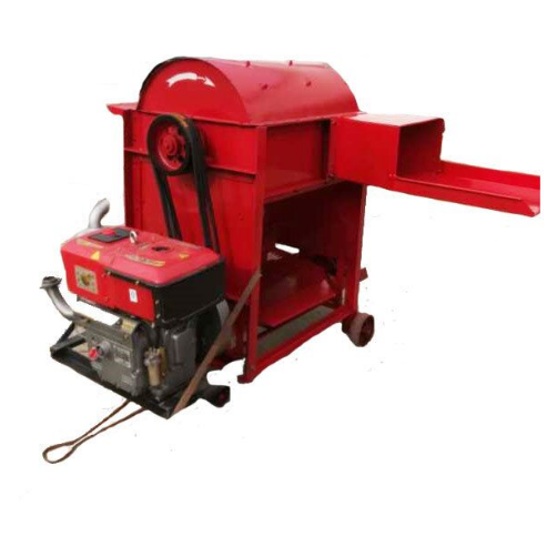 Stainless steel automatic Rice and wheat Threshing machine