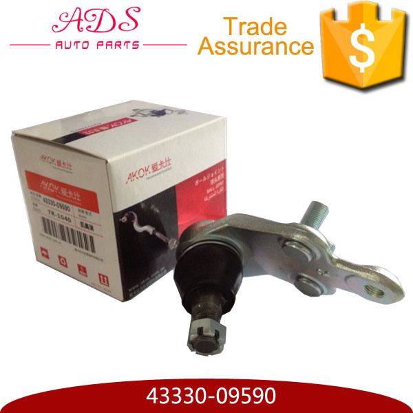 FOR ACV40/CAMRY HIGH QUALITY HOT SALE AUTO PRECISION LOWER CONTROL ARM BALL JOINT FOR CARS OEM 43330-09590