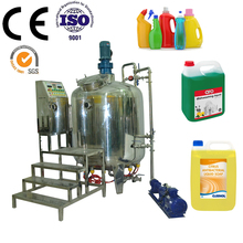 free formula 1000L price of liquid soap making machine