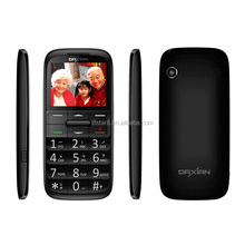Senior Citizen Mobile Phone Cheap 2g feature phone V9 Big Button Keyboard 2.2 inch FM Torch MP3 SOS Cell Phone