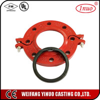 ul fm ce steel pipe fitting ansi class 150 flange