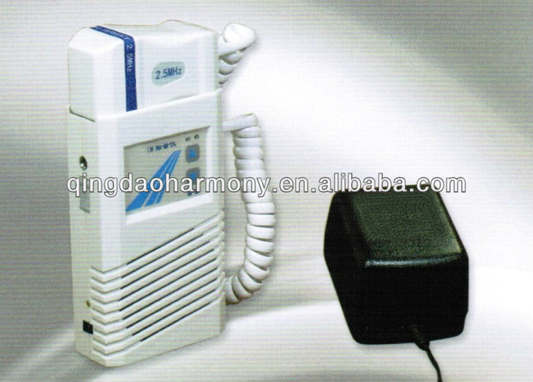 portable ultrasonis doppler fetal heart beat detector (L01006)